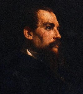 Captain Richard Francis Burton