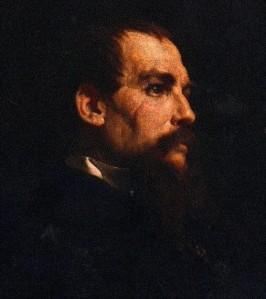 Captain Richard Francis Burton